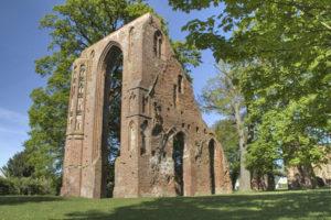 Ausflugstipp in Greifswald: Kloster_Ruine Eldena am Greifswalder Bodden