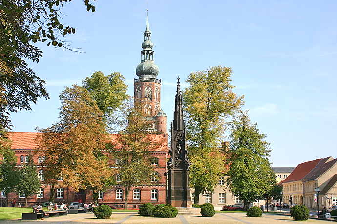 Dom in Greifswald, Point of Interest